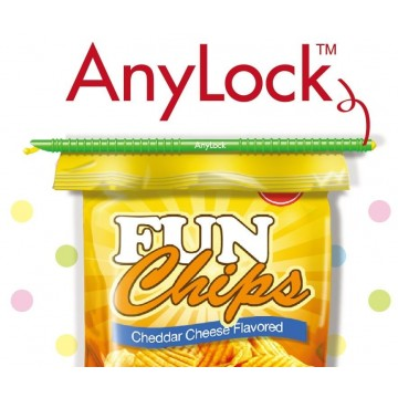AnyLock  Bag Sealer  (Available in 3 size-packs)
