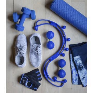 BackJoy Self-Massaging Duo Combo Set - Trigger Point Relief + Massage Ball