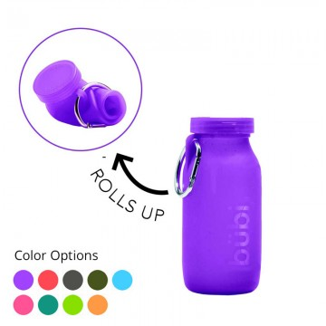 Bubi Silicone Bottle (14oz/414ml) - Available in 8 Colours