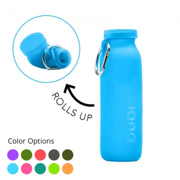Bubi Silicone Bottle (22oz/650ml) - Available in 8 colours