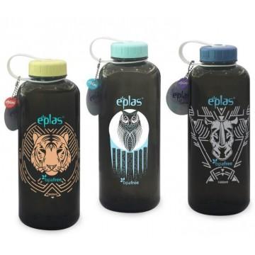 Eplas BPA Free Big Water Bottle ( EGP-1600ml) - Available in 3 prints