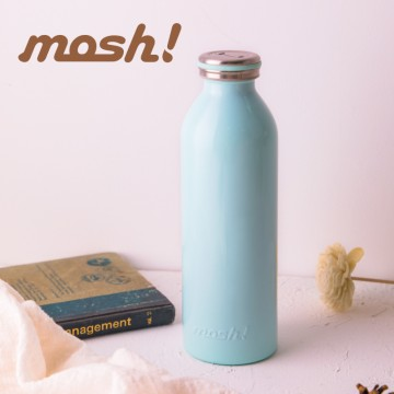 Mosh! Stainless Steel Double-walled Bottle (700ml) - Available in 2 colours