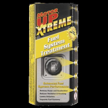 Motor Up Xtreme Fuel System Treatment