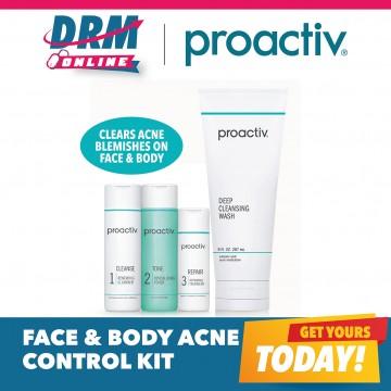 Proactiv Face & Body Treatment Kit