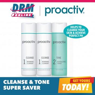 Proactiv Cleanse & Tone Bonus Saver Kit
