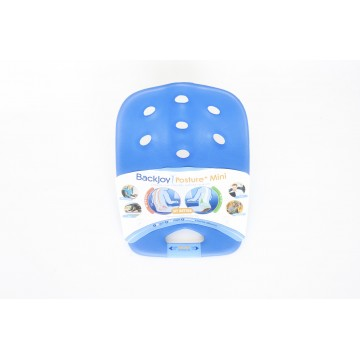 BackJoy SitSmart Posture Plus (Mini in Sea Blue) (30-55kgs) - Special Price @ $19.90 ONLY ( UP $69.90 )