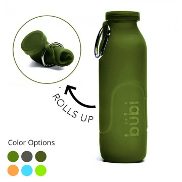 Bubi Silicone Bottle (35oz/1000ml) - Available in 5 Colours