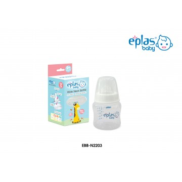Eplas Baby Anti-colic Wide Neck PP Bottle , 9 Oz.(250ml)