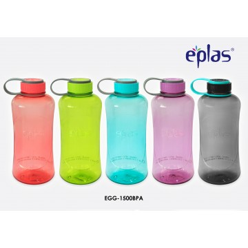 Eplas Energy BPA-Free Water Bottle (1500ml) - Available in 5 colours