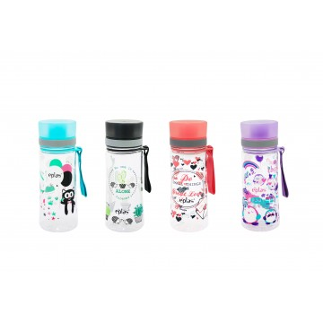 Eplas BPA-Free Water Bottle (400ml) - Available in 4 colours