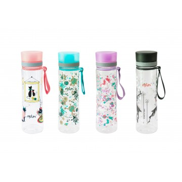 Eplas BPA-Free Water Bottle (600ml) - Available in 4 Colours