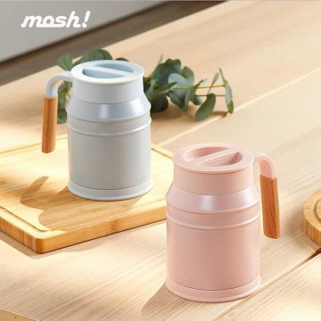 Mosh! Mug cup  (400ml) - Available in 3 colours